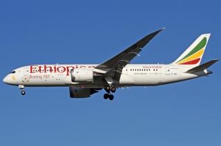 埃塞俄比亚航空将增加经停洛美至纽约的航班