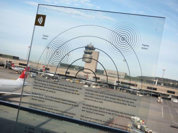图集:苏黎世机场观景台 飞机爱好者的天堂