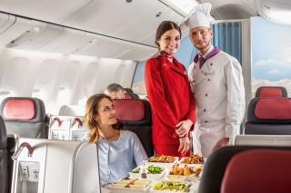 奥地利航空北京—维也纳通航20周年