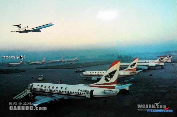 【追蹤】中國西南航空昔日飛機今安在?