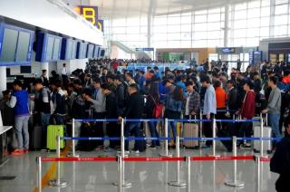沒去過蓬萊機場怎么辦? 筆者帶您探路新機場