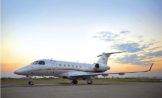 中东航空引进巴航莱格赛500中型喷气公务机