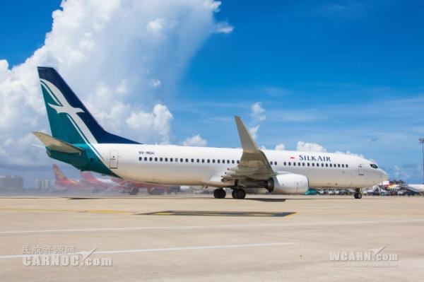 胜安航空计划7月初开通南宁—新加坡航线