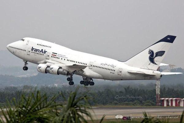伊朗航空747-SP体验:与空中女皇的不了情缘