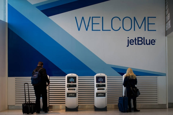 捷蓝取消托运行李免费午餐 每年增收2亿美元