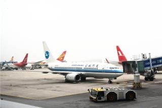 长沙机场第二跑道竣工 即将迈入