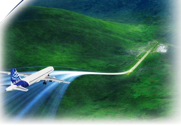 东航和空客Prosky在玉树成功验证新的飞行程序