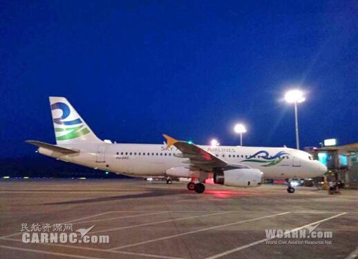 昆明机场新增第三个国际直航通航点