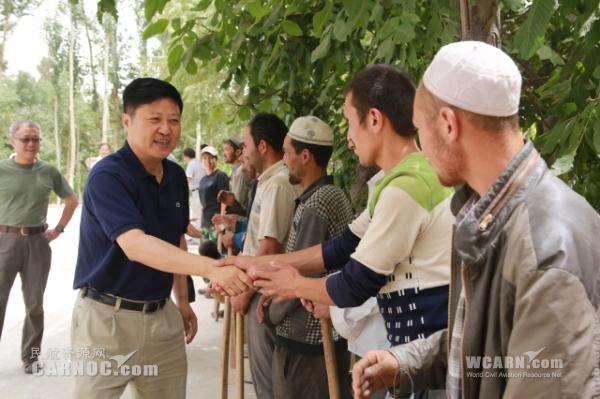 南航新疆皮山震区救援纪实:驰援皮山 心手相连