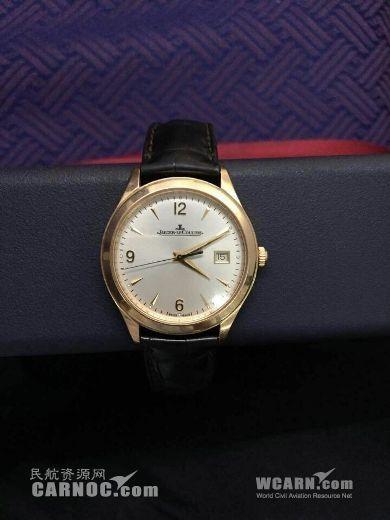 中联航河北空警寻回旅客价值数十万名贵手表