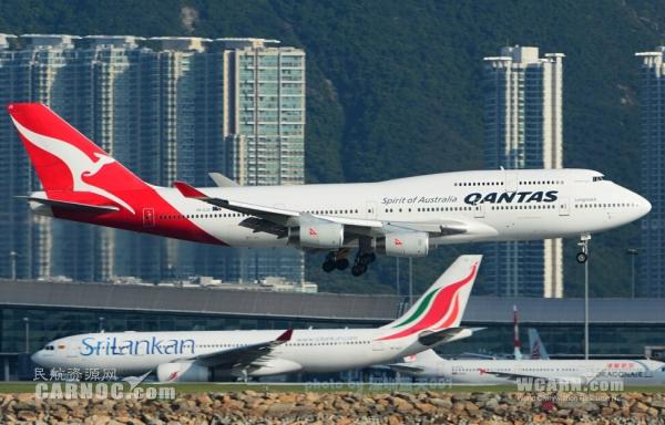 民航早报:香港抗议活动让澳航损失2500万澳元