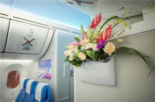 Xiamen Airlines celebrated the inaugural flight of its Xiamen-Amsterdam route on the evening of July 26.