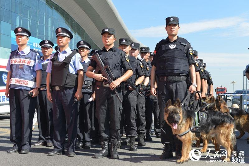 新疆检验检疫局乌鲁木齐机场办事处,乌鲁木齐机场边防检查站,乌鲁木齐