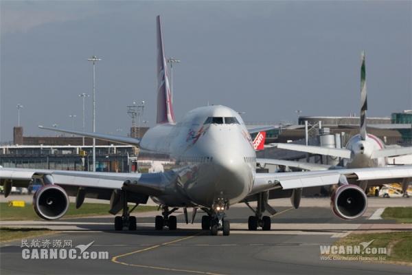 波音747起飛加速時 塔臺突然要求中斷起飛