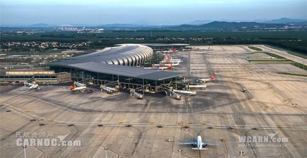 桃仙机场每月都开新航线 客流量连续4个月猛增