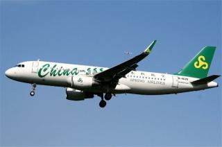 春秋航空上半年净利润6.2亿元 同比增128.81%