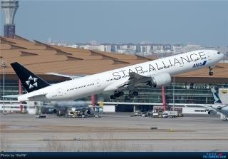 因发动机故障 全日空一航班备降大阪机场