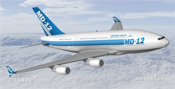 那些沒有飛起來的超級巨無霸雙層客機