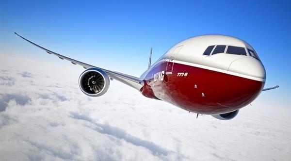 新航斥资138亿美元购买波音客机
