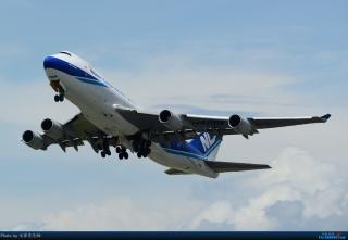 全球货运市场不乐观   波音丢4架747-8F订单