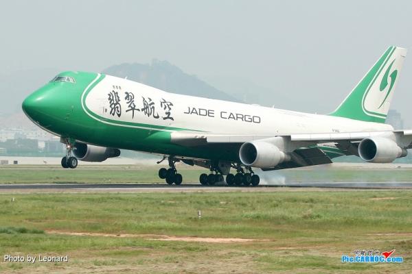破产翡翠货运航空3架747-400F下月拍卖