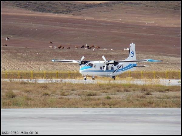 新疆通航正式开通富蕴—喀纳斯短途航线