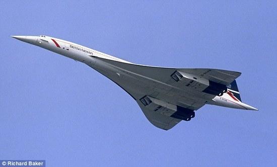 协和号超音速客机或重返蓝天 成为包机航班
