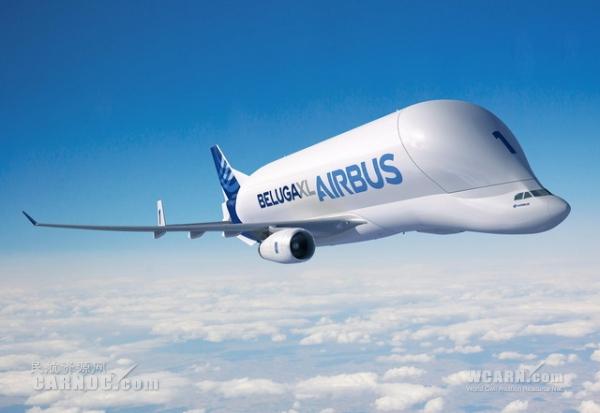 """空客新""""大白鲸""""运输机完成概念设计"""