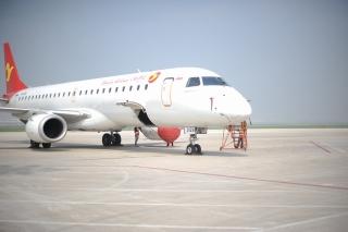 天津航空开通呼和浩特至哈尔滨航线