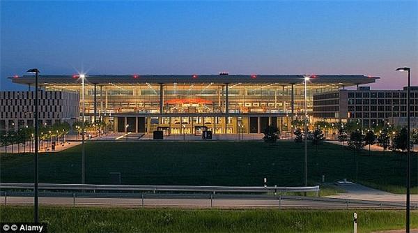 10亿欧资金缺口 柏林新机场后年启用再遇挫折