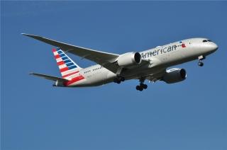美国航空三季度净盈利7.37亿美元