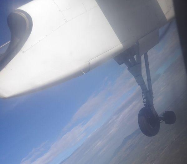 起飞后轮胎掉落 埃塞俄比亚航空客机被迫返航