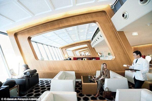 图集:让旅客流连忘返的全球十佳机场休息室