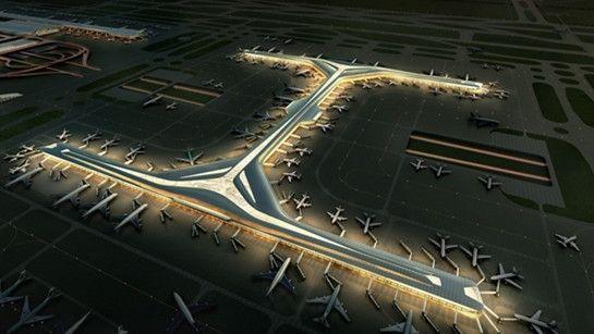 浦东机场卫星厅2019年投运 系世界单体规模最大