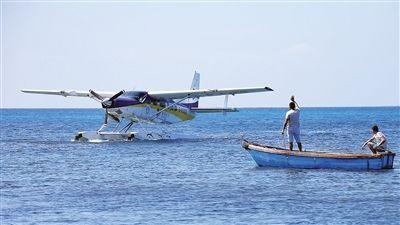 三沙發展??樟Ⅲw交通 將發展水上飛機旅游項目