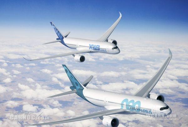 """颜值再提升 A330neo将标配帅气""""墨镜"""""""