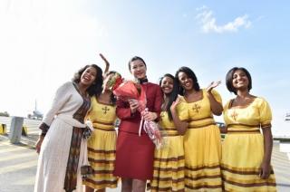 國航開通中非直航:鳳凰傳吉祥,萬里架絲路
