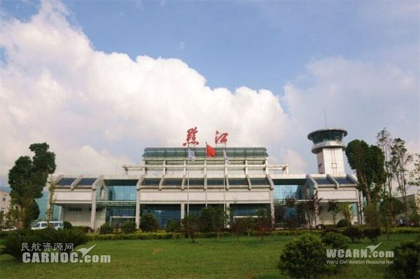 黔江機場將建新航站樓 新增6個停機位