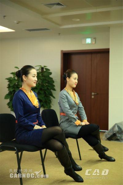 青航空姐走进青岛地铁教授服务礼仪与沟通技巧