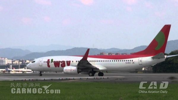 韩国德威航空进驻澳门 开通仁川至澳门航线
