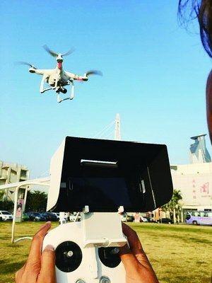"""""""黑飞""""将被监管 无人机禁止用于城市送快递"""