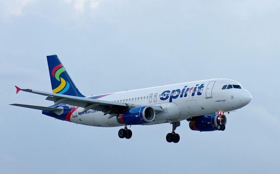 Photos world 39 s 10 worst airlines for customer service for Spirit airlines one way