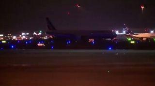 視頻:法航客機收到炸彈威脅 備降蒙特利爾