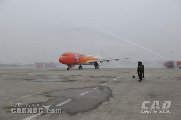 成都机场年旅客吞吐量破4000万级 跻身全国第4