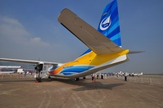 幸福航空參建貨運航空 中航工業為新舟開路