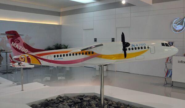 2015全球客机盘点:新机型中MA700表现活跃