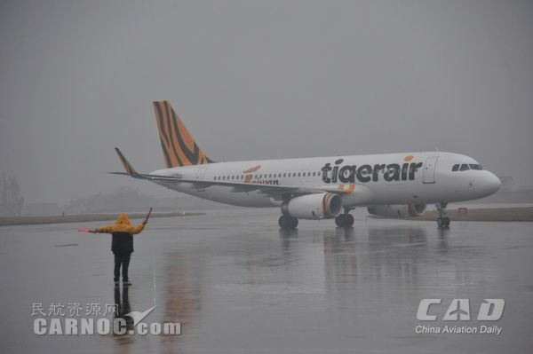 复兴航空独飞韩国济州线空缺 台湾虎航接手