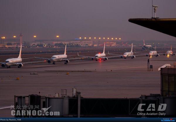 最新全球机场起降架次排名:首都机场排第5