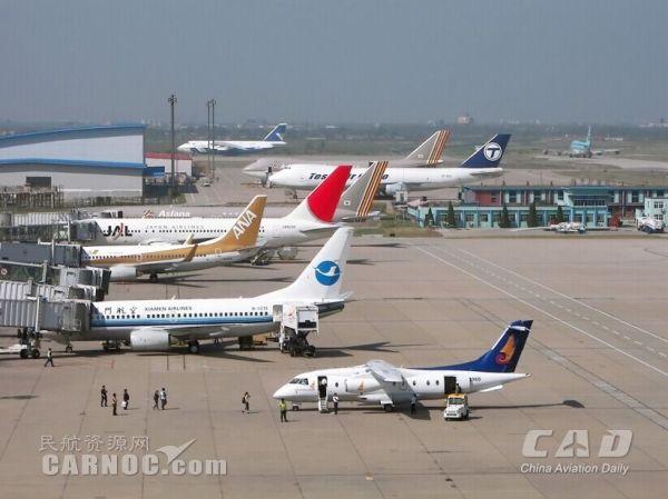 天津滨海国际机场受天气影响12架航班延误