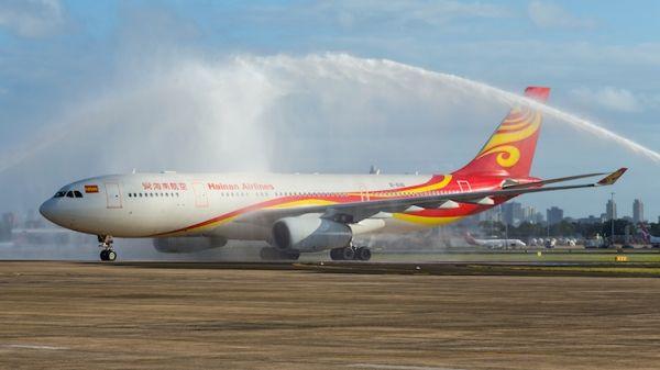 海航空客340座位图_海南航空空客A330-300座位选哪哪排(要能看见机翼的襟翼) 海南 ...